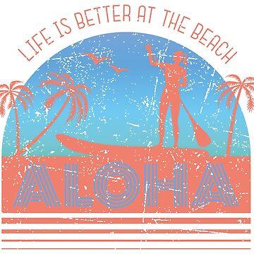 Aloha SUP by posay