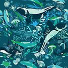 Whale song by camcreativedk