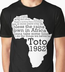 Africa by Toto Graphic T-Shirt
