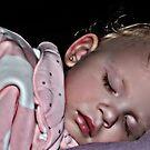 The Sleeping Beauty Digital Painting by StarKatz