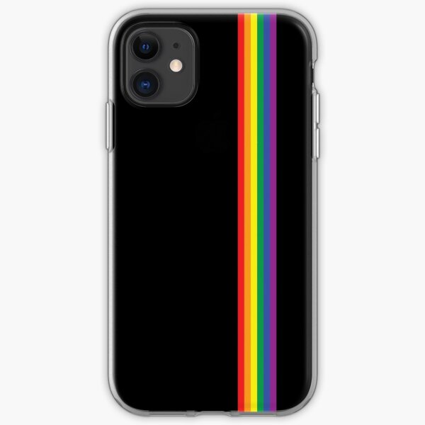 LGBT Gay Pride Equality Stripes iPhone Soft Case