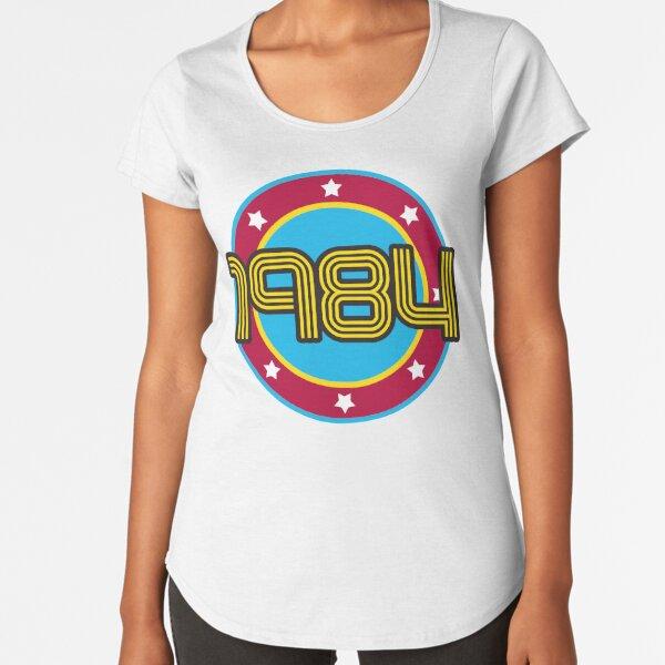 80's Wonder Premium Scoop T-Shirt