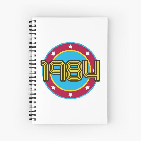 80's Wonder Spiral Notebook
