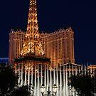 Vegas Fountain No. 2 by Benjamin Padgett