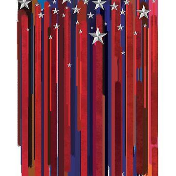 Star Spangled Banner by Eurozerozero