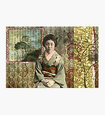 Japonais Photographic Print