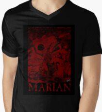 Camiseta para hombre de cuello en v Las Hermanas de la Misericordia - Marian