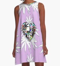 Hash Road A-Line Dress