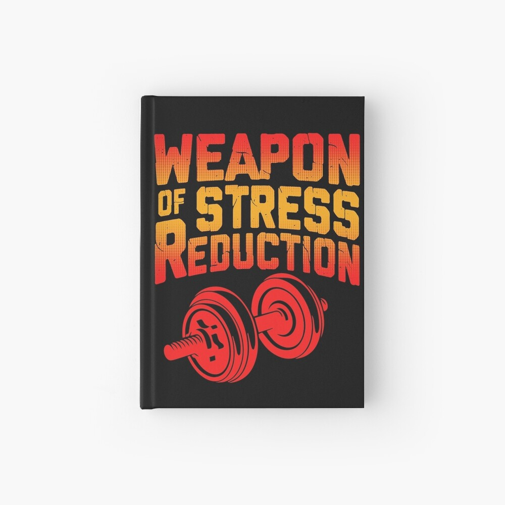 Funny Workout Quote Motivational Gym Fitness Weightlifting Spiral Notebook By Essetino Redbubble