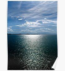 Sea And Sky Poster