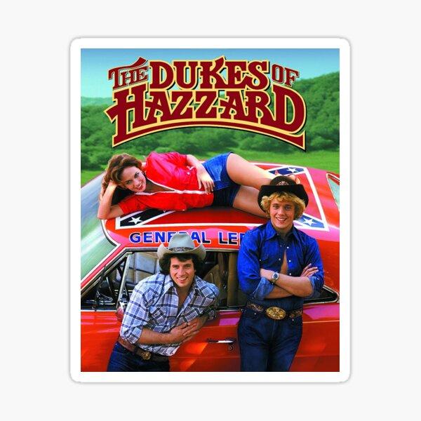 Dukes of Hazzard Sticker