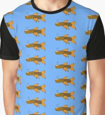 Fish fingers Graphic T-Shirt