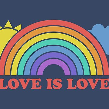 Love is Love by sixhours