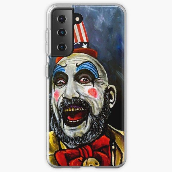 Captain Spaulding Samsung Galaxy Soft Case