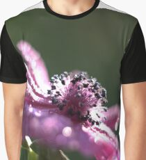 Anemone with drops Graphic T-Shirt