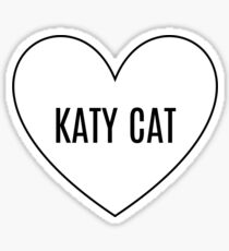 Katy Cat Sticker
