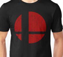 Super Smash Bros Logo Unisex T-Shirt