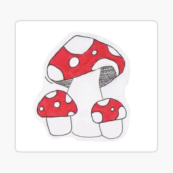 Mushroom Hat Magic Red White Spots Gnome Toadstool Mario 80s Theme Elf Garden