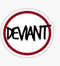 Detroit Become Human: Deviant.  Sticker