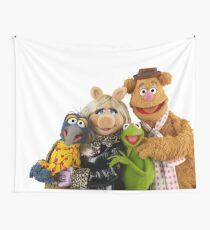 Muppet quartet Wall Tapestry