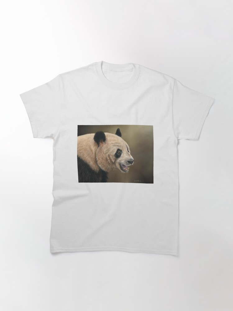 Alternate view of Giant Panda Classic T-Shirt