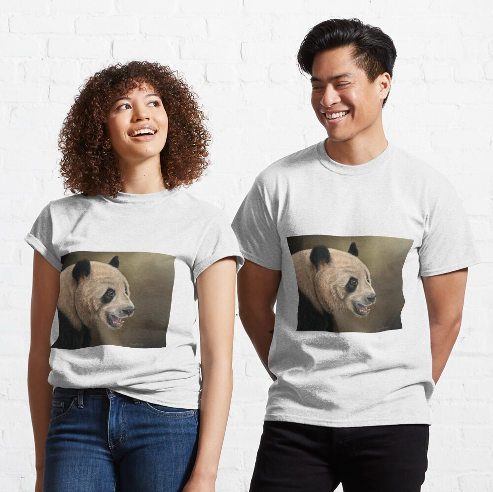 Giant Panda Classic T-Shirt