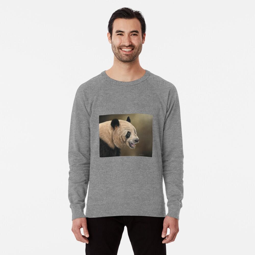 Giant Panda Lightweight Sweatshirt