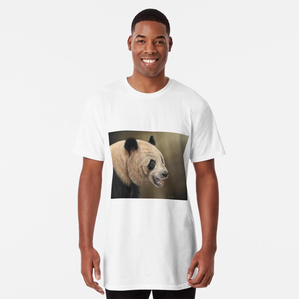 Giant Panda Long T-Shirt