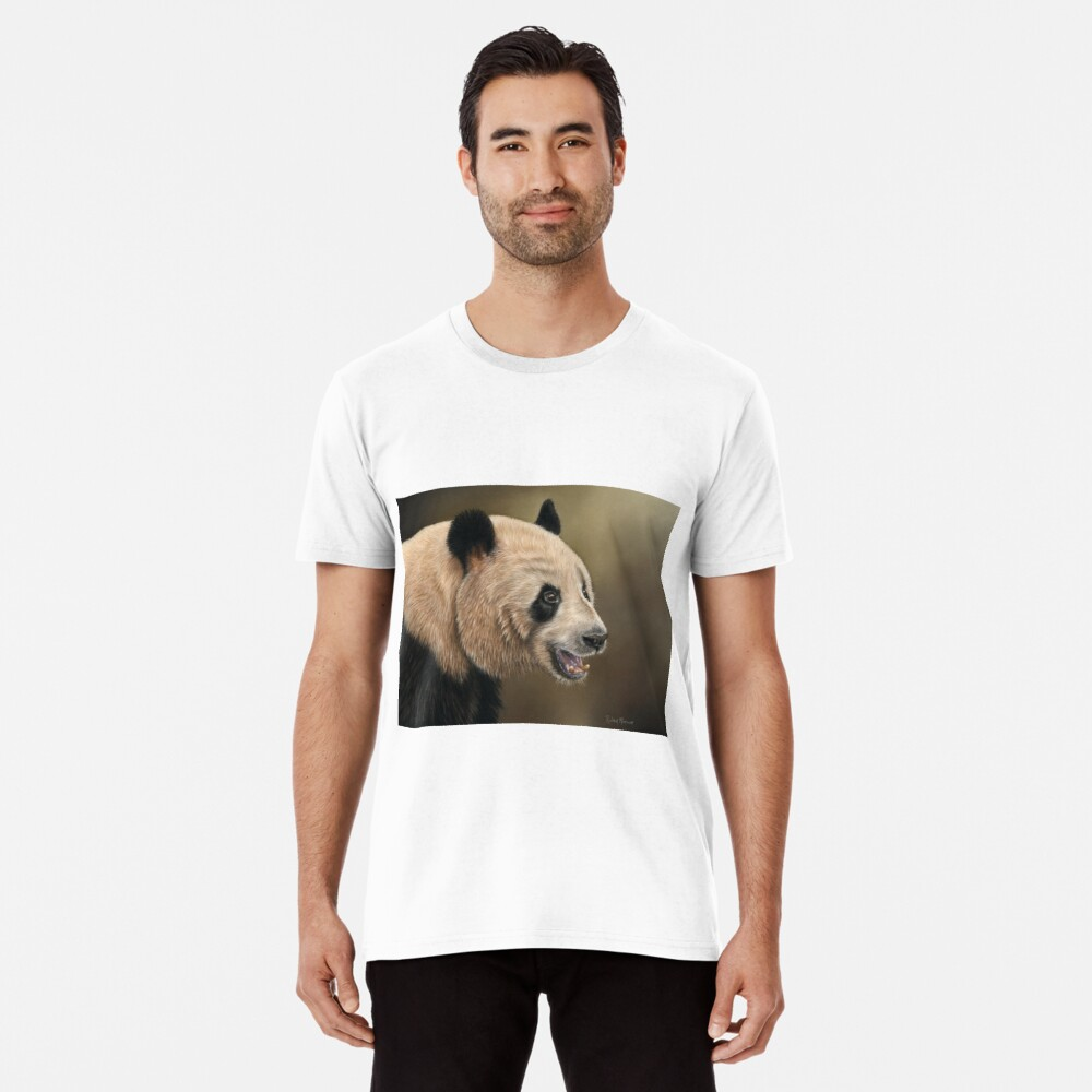Giant Panda Premium T-Shirt