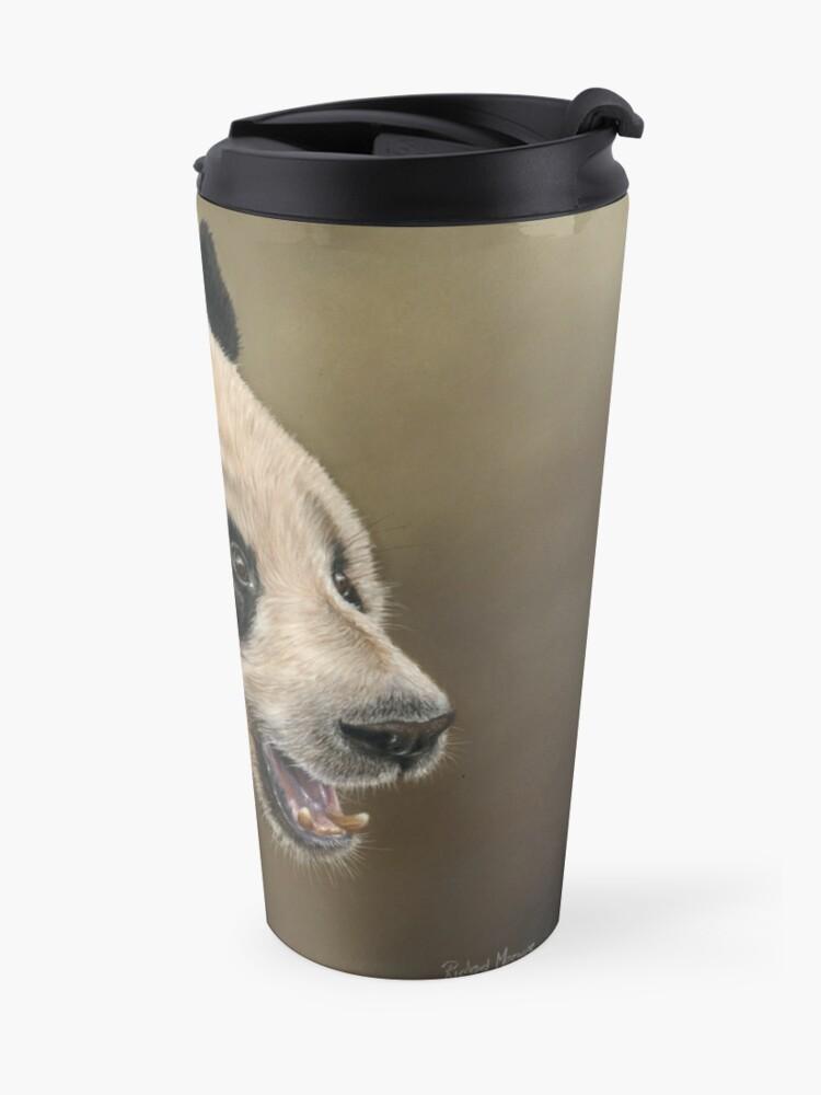 Alternate view of Giant Panda Travel Mug