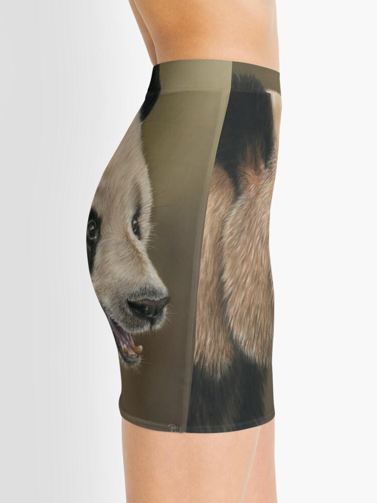Alternate view of Giant Panda Mini Skirt
