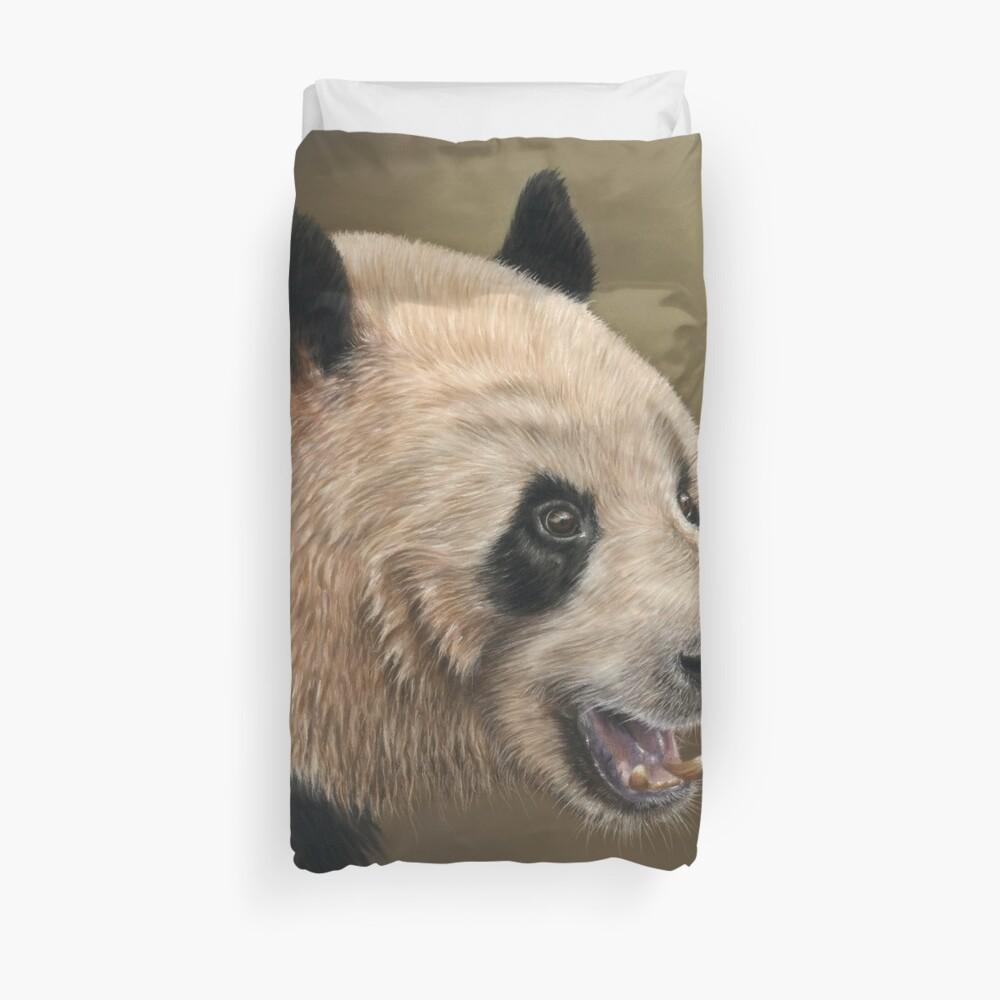 Giant Panda Duvet Cover