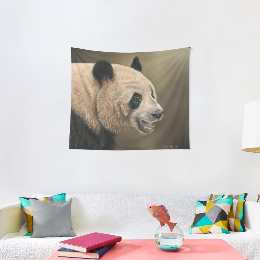 Giant Panda Tapestry