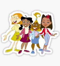 penny and friends Sticker