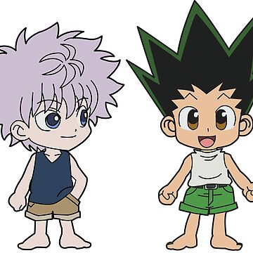 Gon and Killua by LordExo