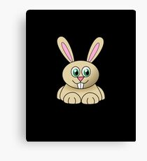 Rabbit  Bunny Canvas Print