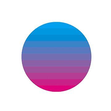 Colorful circle by Seemushk