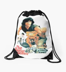 The Young Master Drawstring Bag