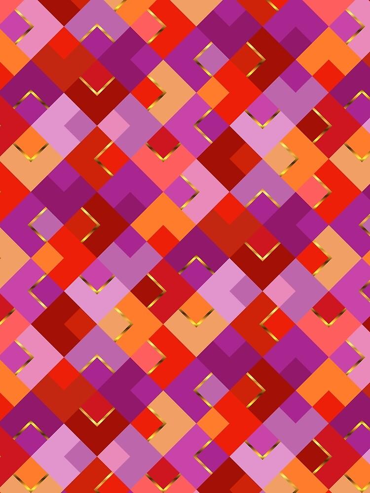 Mohn Farben zum Spaß von M-ohlala