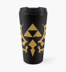 Triforce Crest - Legend of Zelda Travel Mug