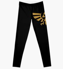 Triforce Crest - Legend of Zelda Leggings