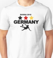 Germany in Russia 2018 Unisex T-Shirt