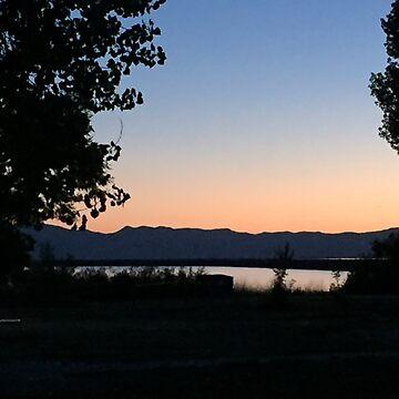 Willard Bay peace by cmoartist2012