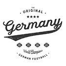 Germany World Champions von Black Sign Artwork