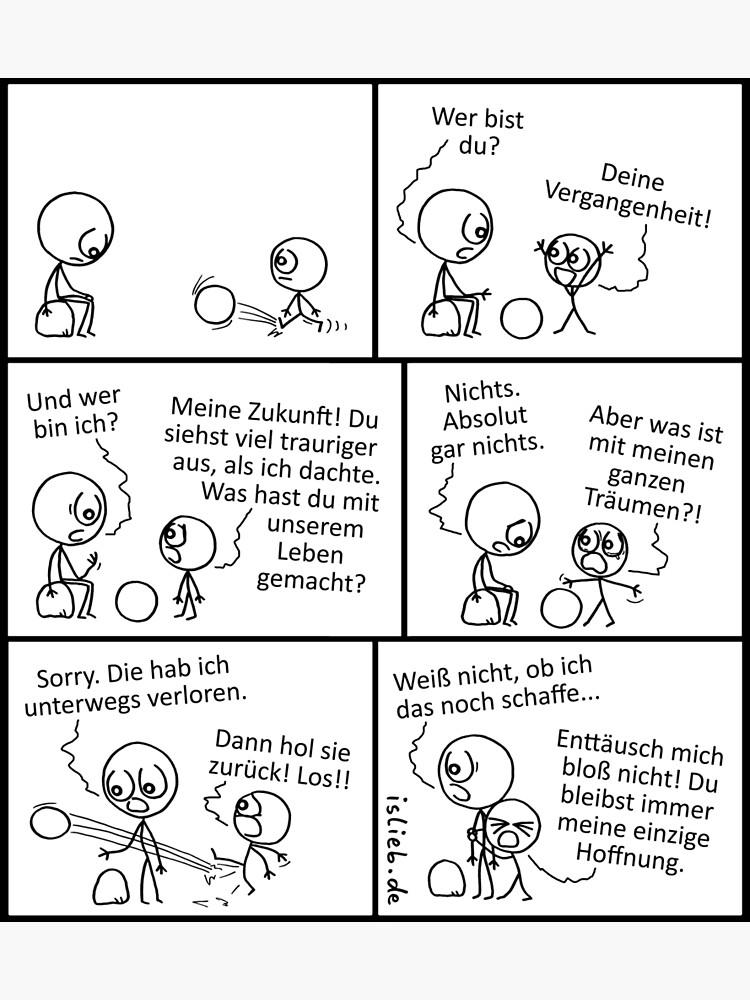 Zukunft islieb-Comic von islieb