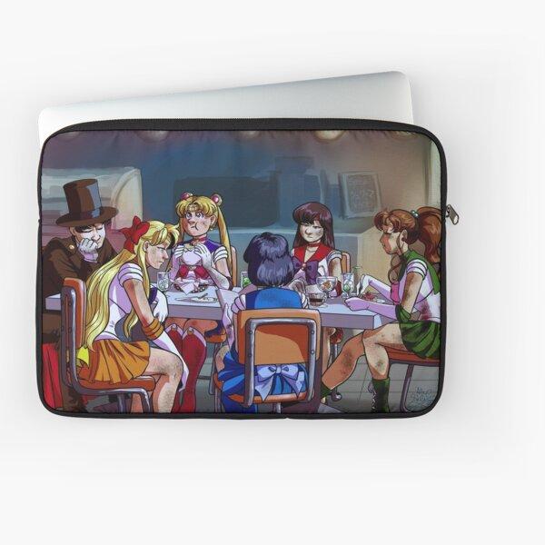 Sailor Senshi Shawarma Special Laptop Sleeve