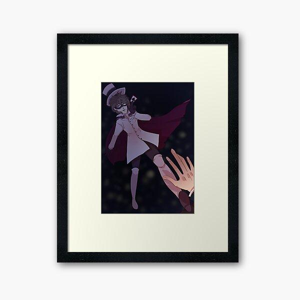 Phantom Thief Framed Art Print