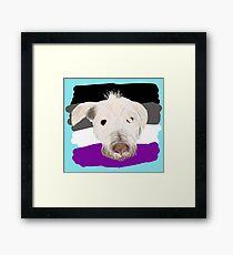 Pride Pets- Max Framed Print