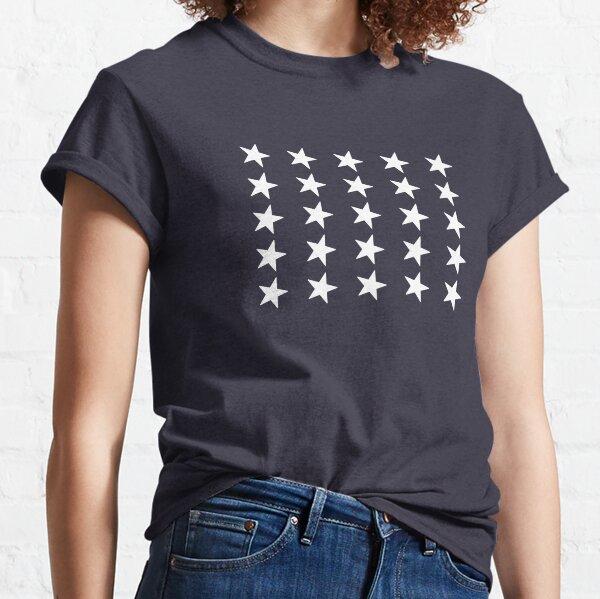 25-Star American Flag, Arkansas, Evry Heart Beats True Classic T-Shirt