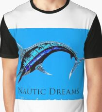 Nautic Dreams Graphic T-Shirt